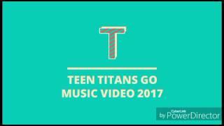 Teen Titans go music video cyborg x jinx