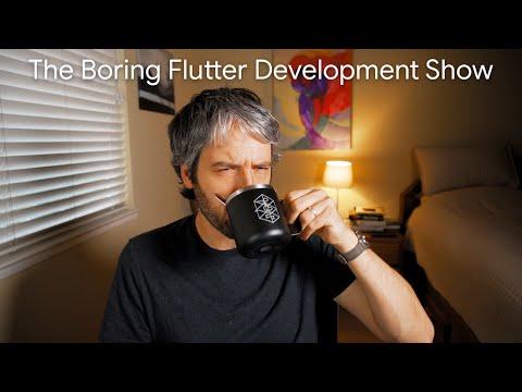 A guided tour of the Flutter SDK (The Boring Flutter Development Show, Ep. 47)