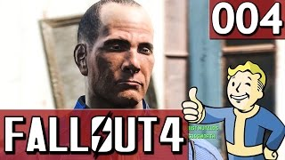 FALLOUT 4 #4 ERSTER SKILLPUNKT deutsch german HD Lets Play
