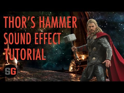 thor hammer sounds