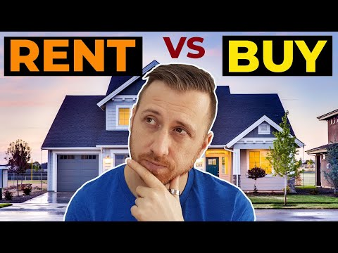 ▶ Renting vs Buying A Home - Which Is Better?