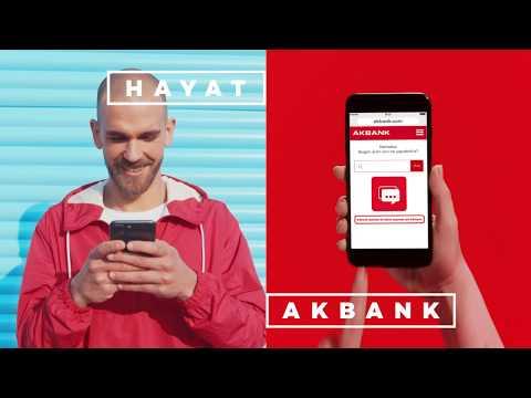 Mesajla Para Gönderme Akbank'ta. Akbank Hayatın Kalbinde!