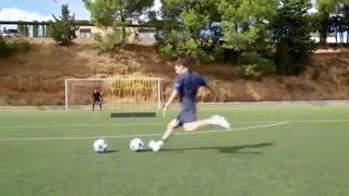 Messi 'den  Antremanlarda Attığı Kimsenin Görmediği  İmkansız Golleri  Amazi