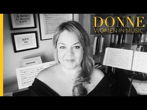 Welcome To DONNE | Women In Music | Celebrating Women Composers