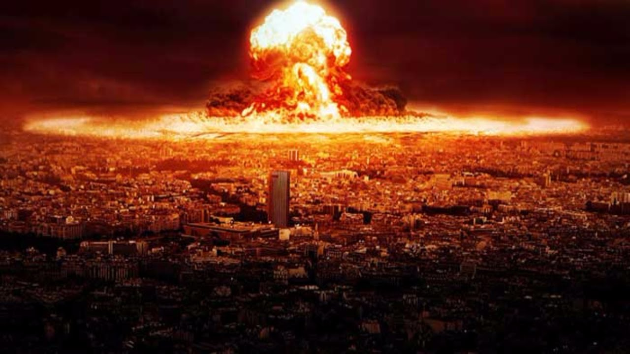 Image result for Nuke War WW3 Russia China USA