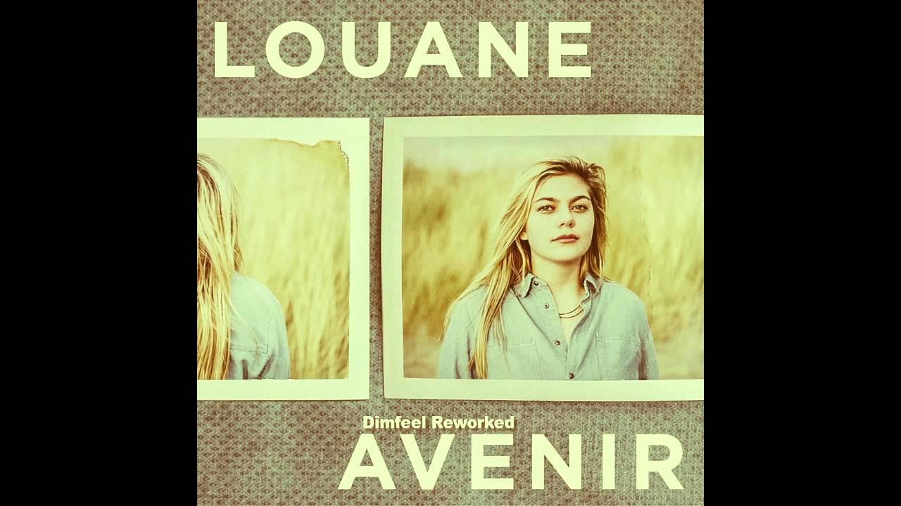 Louane - Avenir (Dimfeel Remix) - YouTube