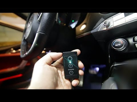 Pedal Commander Installation - Kia Stinger GT2