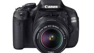 Canon EOS 600D / 1100D hands-on video (Rebel T3i / Rebel T3) - PhotoRadar.com