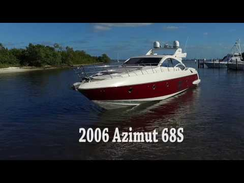 M/Y MINX - Azimut 68S yacht for sale Miami, FL