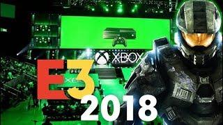 E3 2018 Day 1: Microsoft Press Conference XBOX ONE