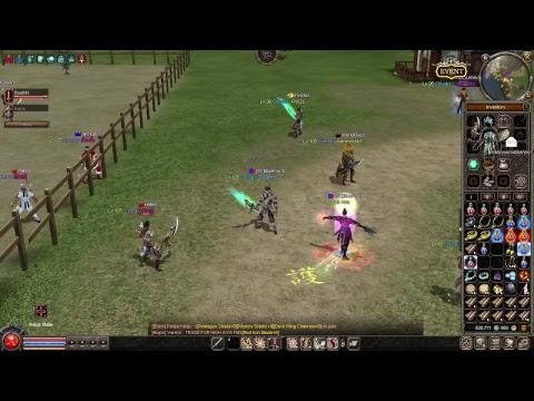 WoM2 Aurora - HH - Guild Tournament lvl 105