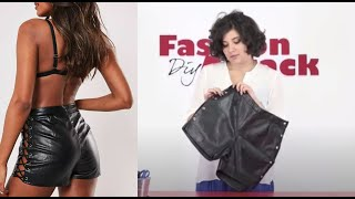 Fashion Attack: come fare un sexy pantaloncino corto  DIY Thumbnail