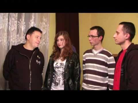 Wywiad  z   założycielem   zespołu    Farben   Lehre
