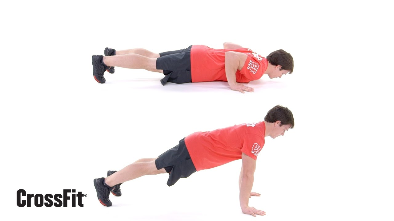Image result for The Push-Up: