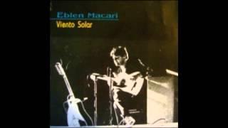Eblen Macari - Viento Solar