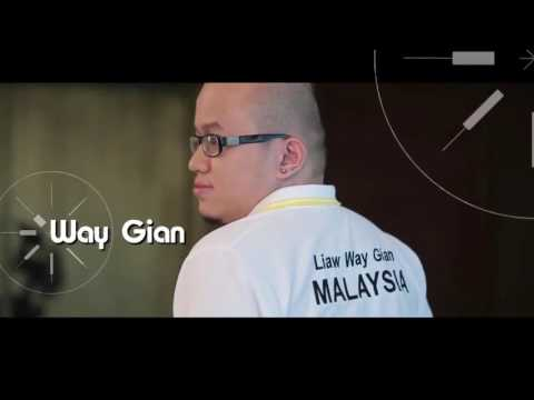Introduction Video - THE INTERCONTINENTAL 2016 @ Bangkok