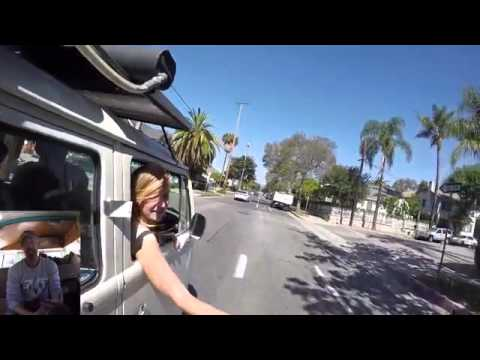 Travel VLOG3 BIG SUR California    Road Trip The Americas in a VW BUS mp4
