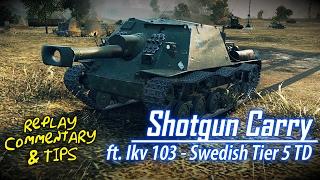 Shotgun Carry - ft. Ikv 103 || World of Tanks