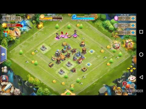 New Hero Wild Rhino Game Castle Clash