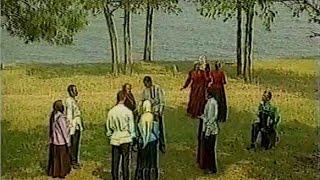 Криушинская Кадриль,1994 год. Обучение.