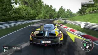 Project Cars GOTY-Edition Pagani Huayra BC 60fps @ Nordschleife Germany,Xbox One,PS4,PC