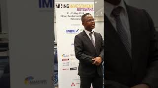 Interview with Derick Mokgatle, Dry Port Manager, SeaRail Botswana