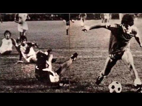 El mejor gol de Diego Maradona al Deportivo Pereira en 1980.
