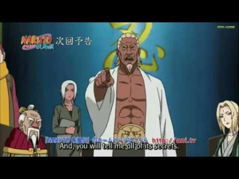 Naruto Shippuden Episode 264 Preview