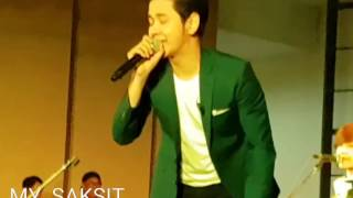 [TOR+ SAKSIT] 13092016 FreshyNight Mini Concert at Burapha U.