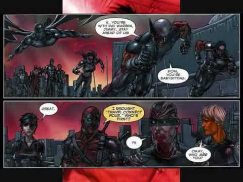 Deadpool And Domino Tribute - YouTube