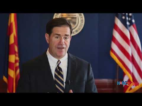 Arizona Governor Doug Ducey welcomes HeroZona and empowers our veterans