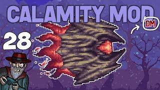 Terraria # 28 TIME FOR SUPREME CALAMITAS! Calamity Mod D-Mode Let's Play
