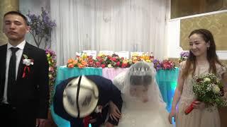 Свадьба Мухамметхусейн и Назбийге Кафе 04.07.20