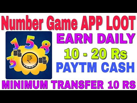 [New App Launch] Number Game app Loot | Earn Payrm Cash (Payment proof video in the Description)