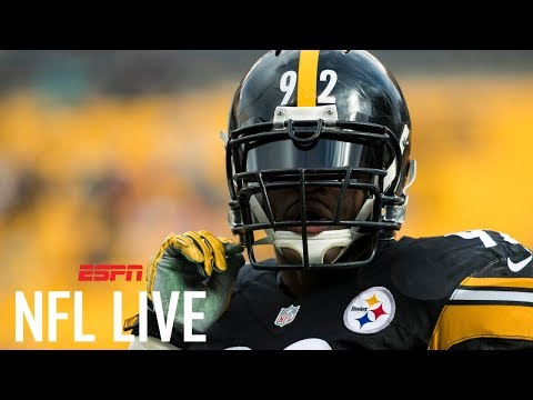 Bill Belichick and the New England Patriots' interest in James Harrison is sincere | NFL Live | ESPN