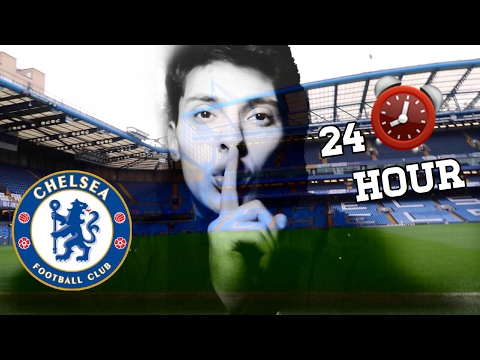 24 HOUR OVERNIGHT In Chelsea Football Stadium Fort! (Stamford Bridge)