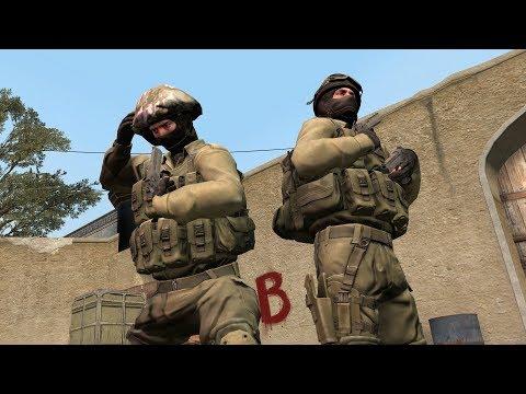 CS:GO напарники (2