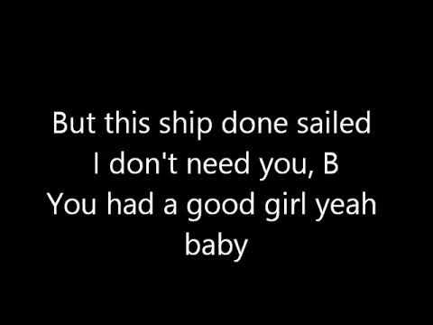 Decline - RAYE Lyric video