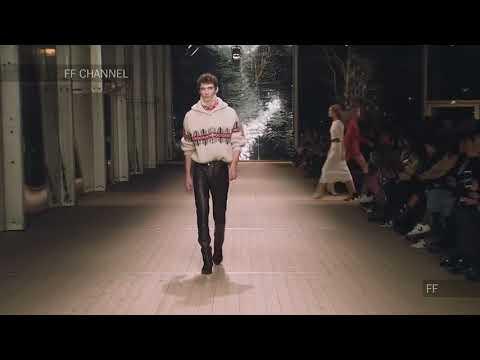 Isabel Marant Fall Winter 2018 2019 Full Fashion Show....Fashionweekly...On Fow24news.com