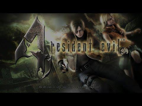 Resident Evil 4 UHD. Леон и Эшли. Эпизод 4-4