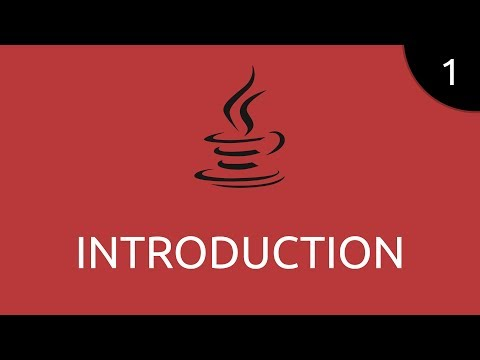 Java #1 - introduction thumbnail