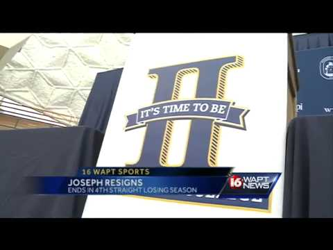 Joseph resigns as head coach of Mississippi College