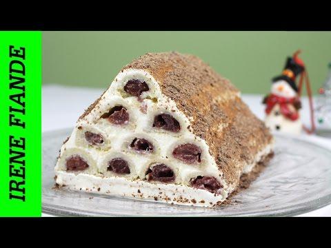 Монастырская изба.Очень простой и любимый рецепт торта
