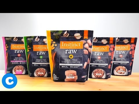 instinct-raw-dog-food- -chewy