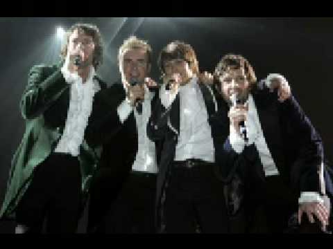 Take That - Hold Up A Light - The Circus