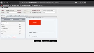 Adding company logo to all export documents | Xport-Pro - Integrated Export Management Software