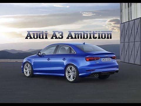 Audi A3 Sedan Ambition - O sedã do Golf GTi? - A Roda #3