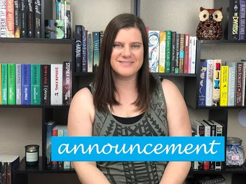Exciting Book Club Announcement