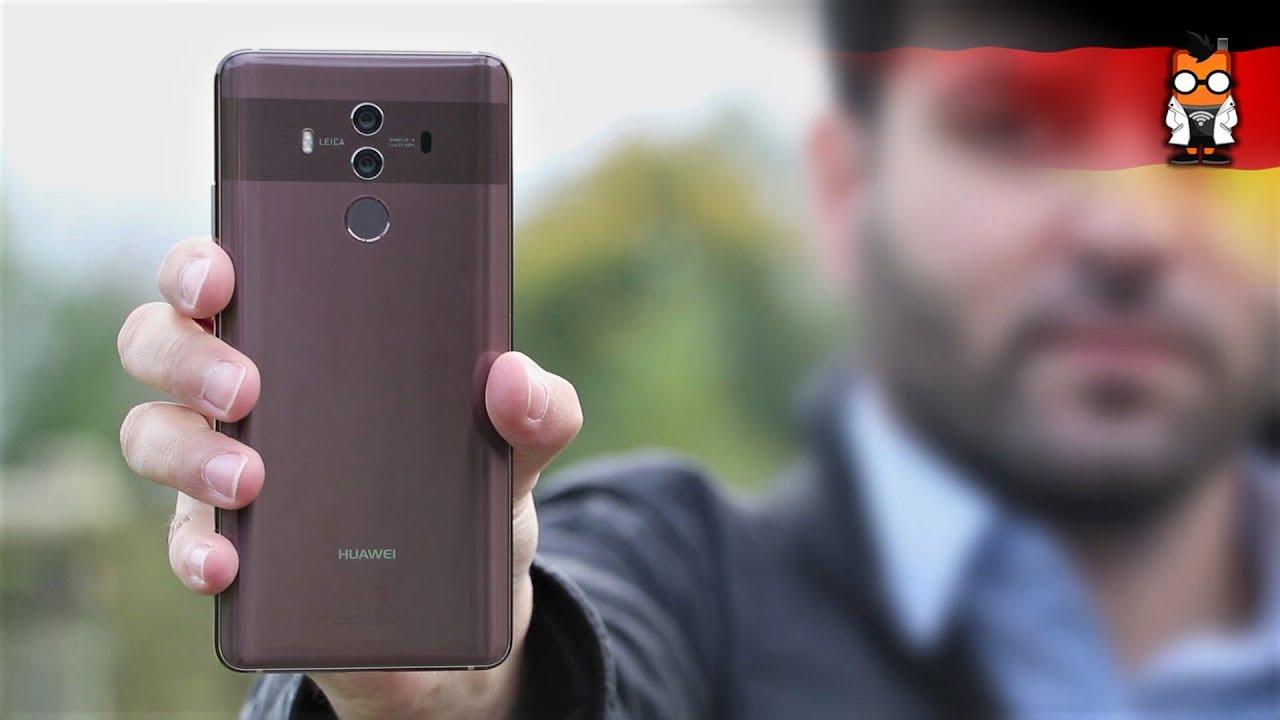 Huawei Mate 10 Pro im Test - Der Pro mit Kompromissen