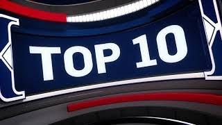 NBA Top 10 Plays Of The Night | January 31, 2021